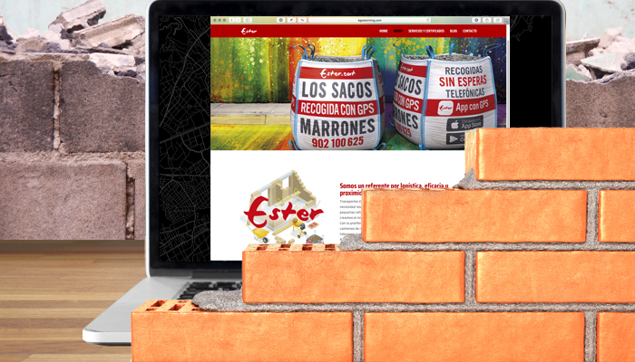 Transportes Ester is Launching Its New Website